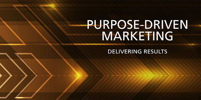 Purpose-Driven Marketing